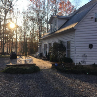 landscaping in milford va, ashland va and bowling green va
