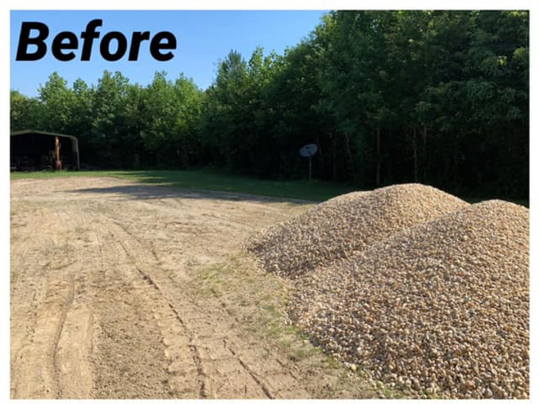 Land Clearing in Ashland VA, Bowling Green VA, and Milford VA